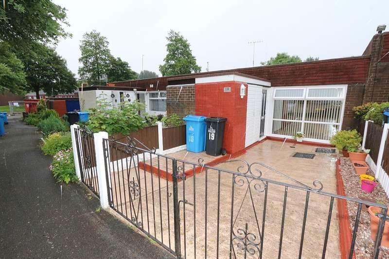 1 Bedroom Terraced Bungalow for sale in 19, Quadrant Close, Murdishaw, Runcorn, Cheshire, WA7 6DW