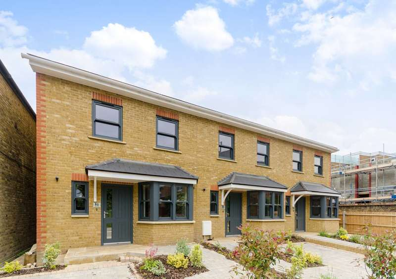 4 Bedrooms House for sale in Albert Road, Kingston, KT1