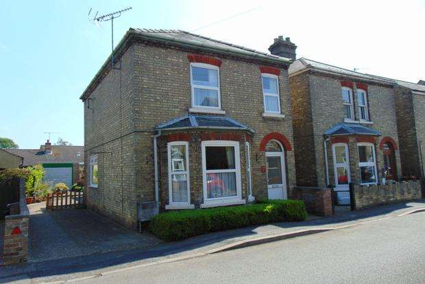 3 Bedrooms Detached House for sale in York Road, Chatteris, PE16