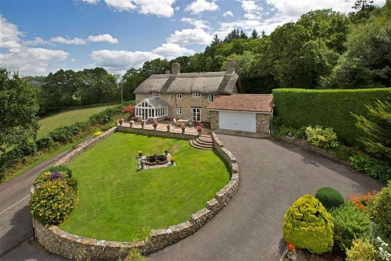 6 Bedrooms Detached House for sale in Dalwood, Axminster, Devon, EX13