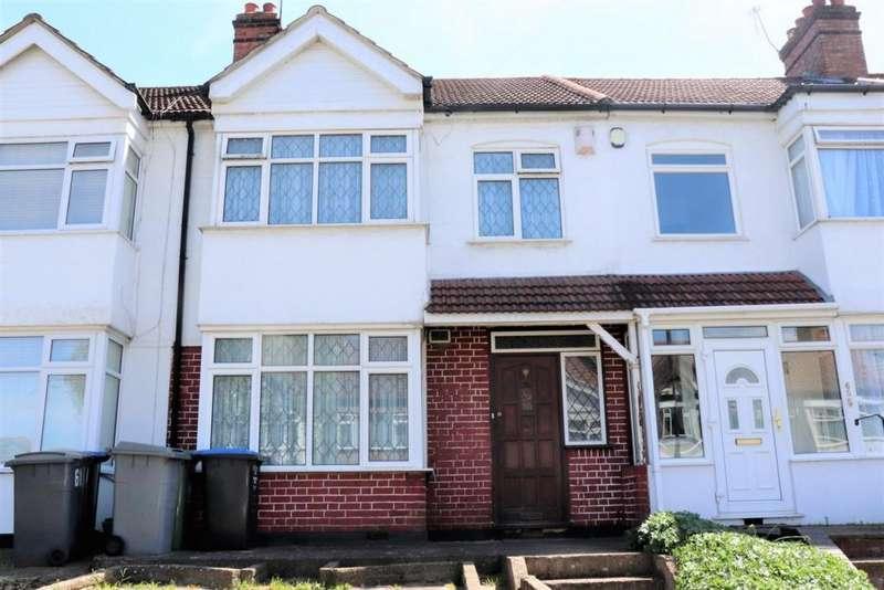 3 Bedrooms House for sale in Kingsmead Avenue, Kingsbury, NW9