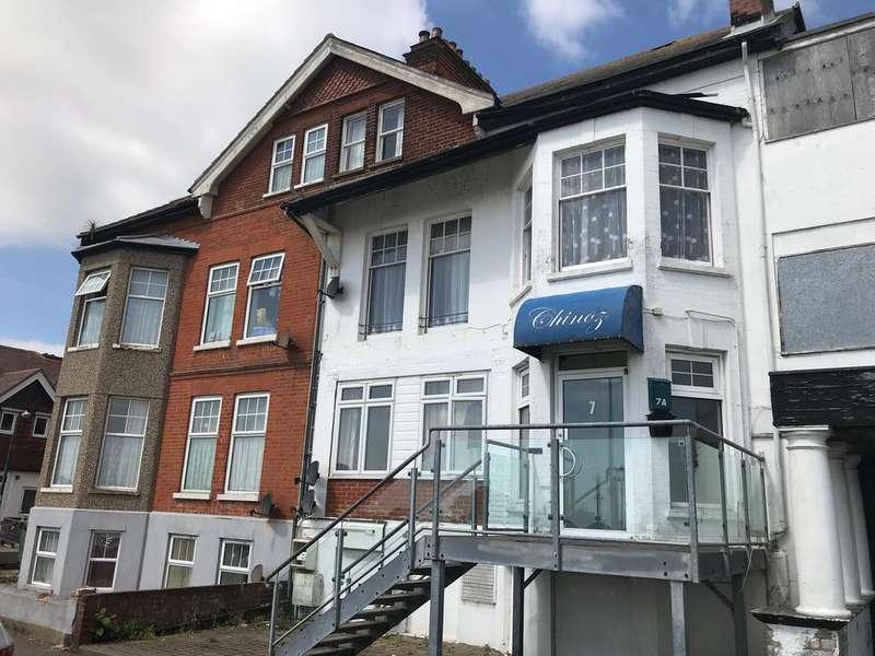 5 Bedrooms Block Of Apartments Flat for sale in Sea Road, Felixstowe IP11