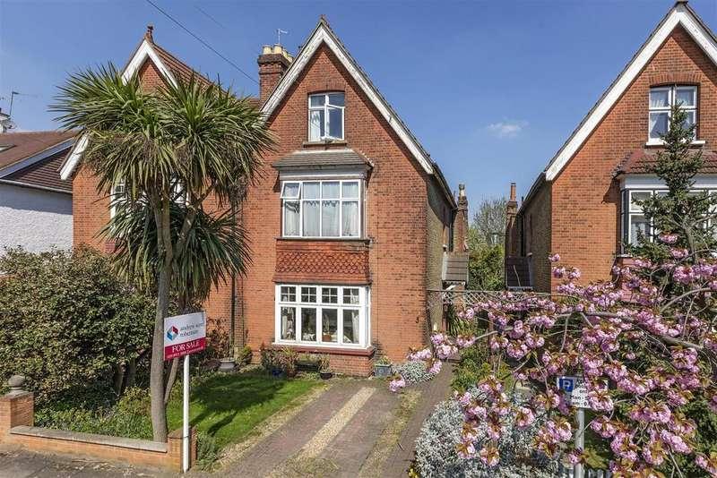 4 Bedrooms Semi Detached House for sale in Salisbury Road, Wimbledon
