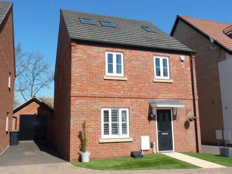 6 Bedrooms Detached House for sale in Prince Georges Drive, Sandy SG19