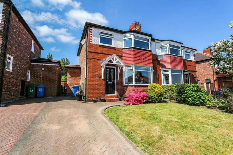 3 Bedrooms Semi Detached House for sale in 40 Carlton Way, Glazebrook