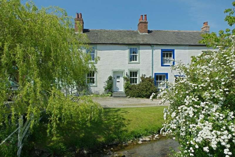2 Bedrooms Cottage House for sale in Riverside, Caldbeck