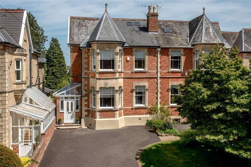 4 Bedrooms House for sale in South Road, Taunton, Somerset