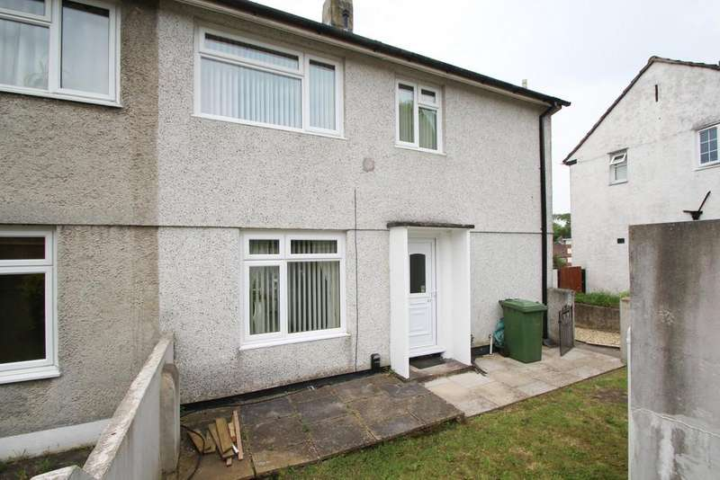 3 Bedrooms Semi Detached House for sale in Hornchurch Road, Plymouth
