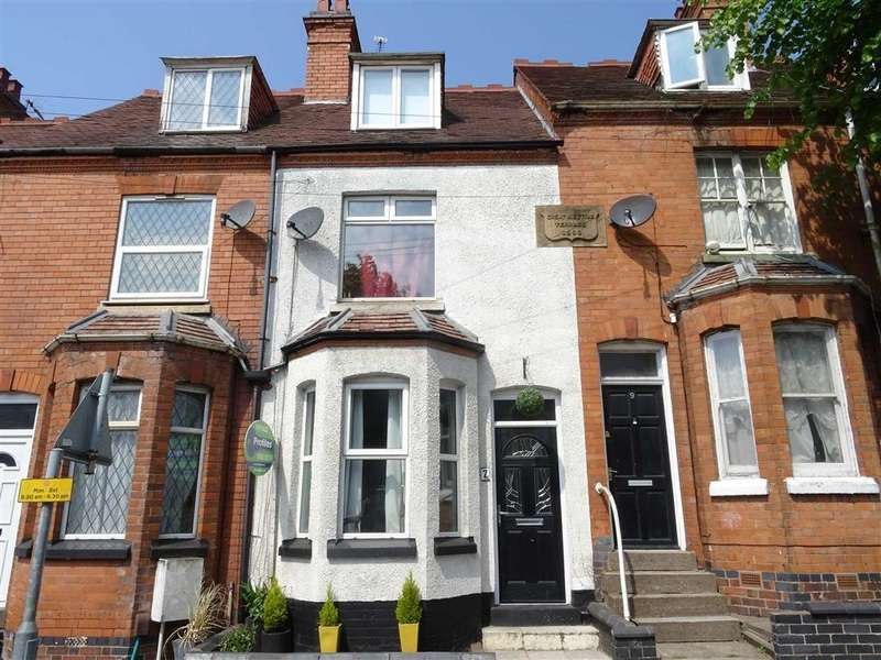 3 Bedrooms Terraced House for sale in Council Road, Hinckley