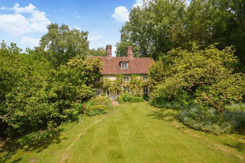 5 Bedrooms Farm House Character Property for sale in Willesborough Lees, TN24