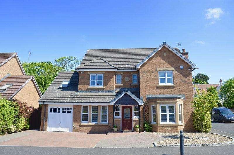 4 Bedrooms Detached Villa House for sale in Whiteside Drive, Prestwick