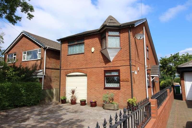 4 Bedrooms Detached House for sale in Bury Old Road, Heywood, OL10