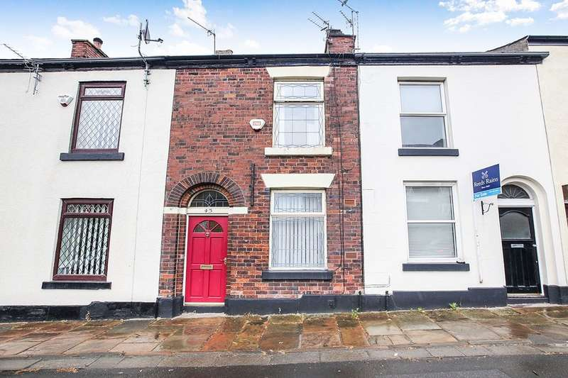 2 Bedrooms Terraced House for sale in Stockport Road, Hyde, SK14