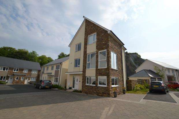 5 Bedrooms Detached House for sale in Boston Close, Plymouth, Devon