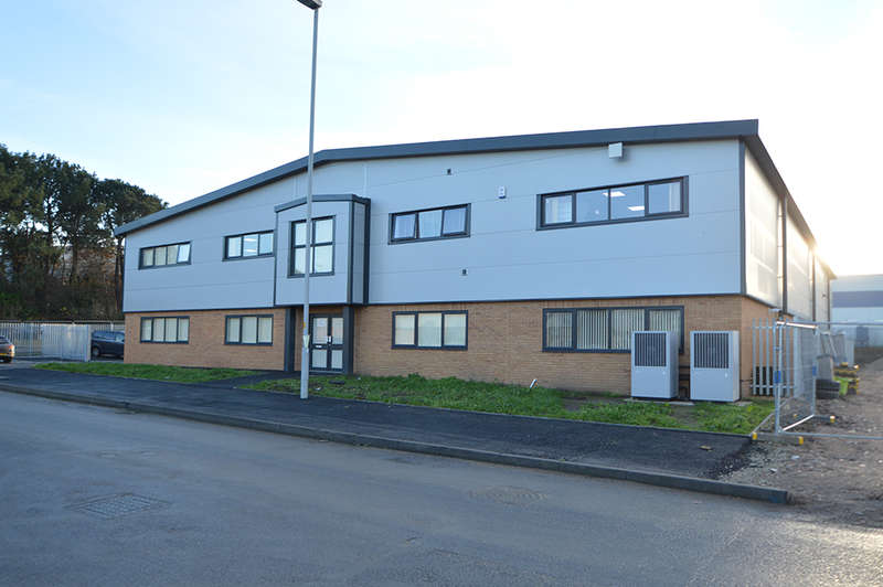 Warehouse Commercial for sale in Unit T, The Fulcrum, Vantage Way, Poole, BH12 4NU