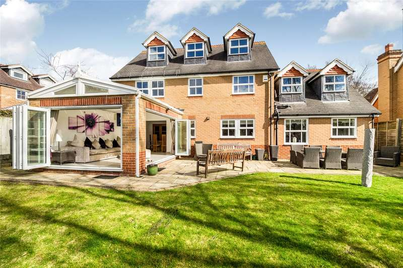 6 Bedrooms Detached House for sale in Harts Grove, Woodford Green, IG8
