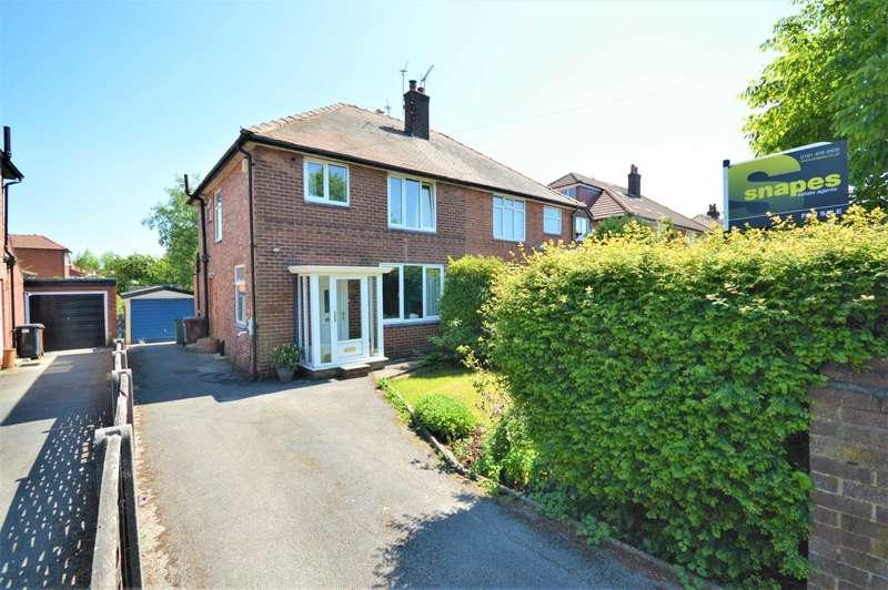 3 Bedrooms Semi Detached House for sale in Castleton Road, Hazel Grove