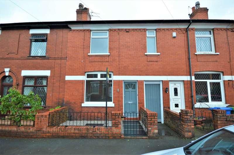 2 Bedrooms Terraced House for sale in Hazel Street, Hazel Grove
