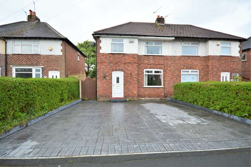 4 Bedrooms Semi Detached House for sale in Deneside Crescent, Hazel Grove