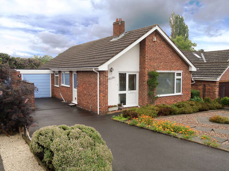 3 Bedrooms Detached Bungalow for sale in The Woodcroft, Diseworth