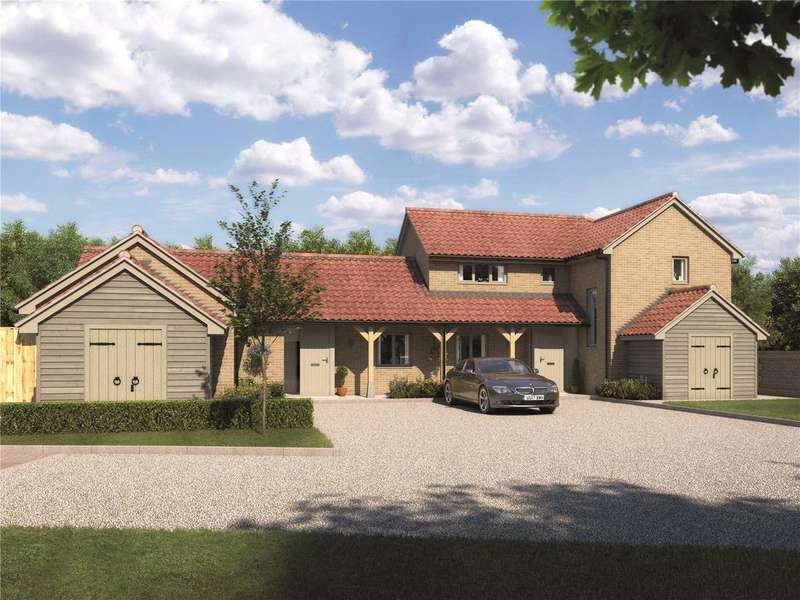 2 Bedrooms Semi Detached House for sale in Saxon Meadow, Woodyard Close, Fulbourn, Cambridge, CB21