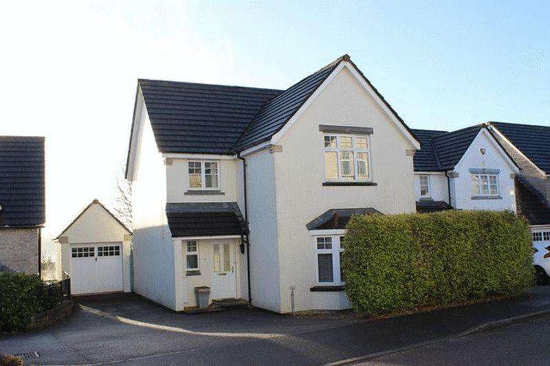 4 Bedrooms Detached House for sale in Retallick Meadows, St. Austell