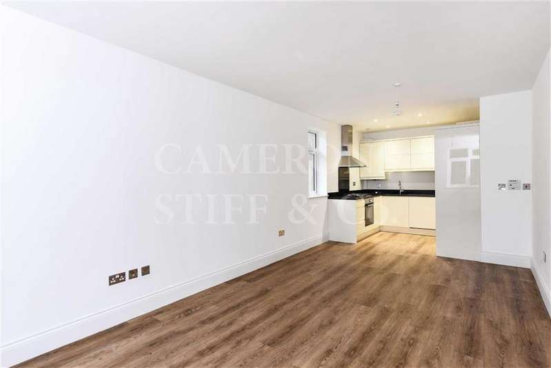 2 Bedrooms Apartment Flat for sale in Chatsworth Road, Willesden Green, London, NW2