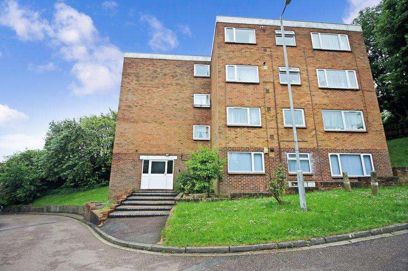 2 Bedrooms Apartment Flat for sale in Bonnick Close, Luton