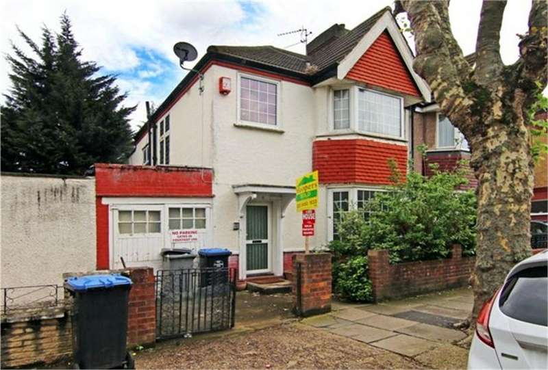 4 Bedrooms Semi Detached House for sale in Dollis Hill Avenue, London