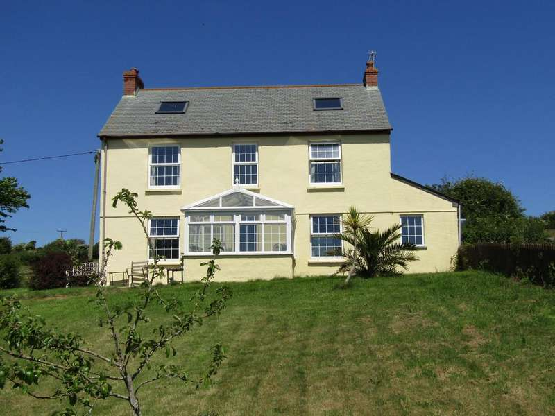 3 Bedrooms Farm House Character Property for sale in 7 acre Equestrian Holding, Gweek, Helston TR12