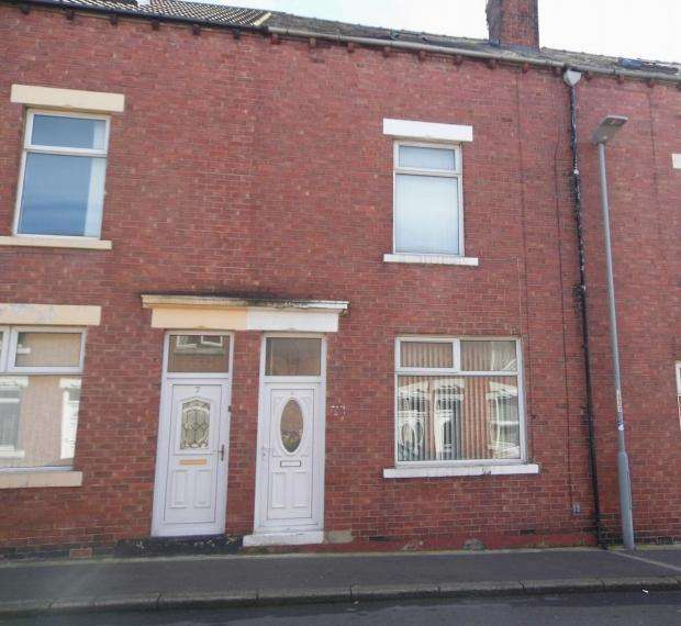 3 Bedrooms Terraced House for sale in Tivoli Place Bishop Auckland