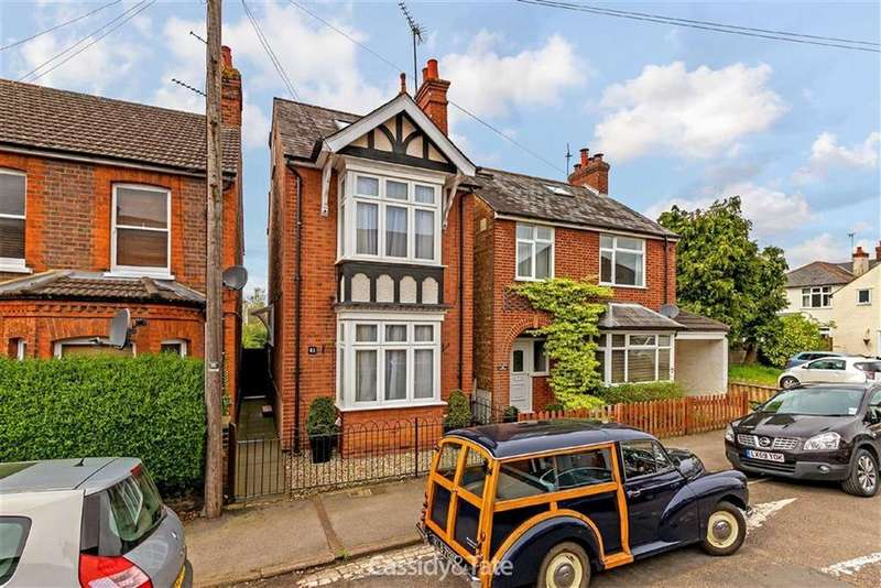 3 Bedrooms Detached House for sale in Royston Road, St Albans, Hertfordshire