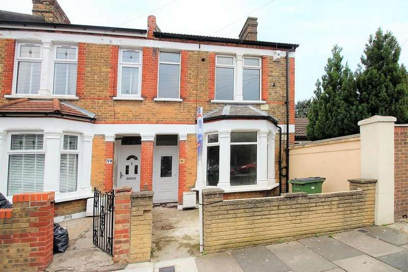 4 Bedrooms End Of Terrace House for sale in Myrtledene Road, Abbey Wood