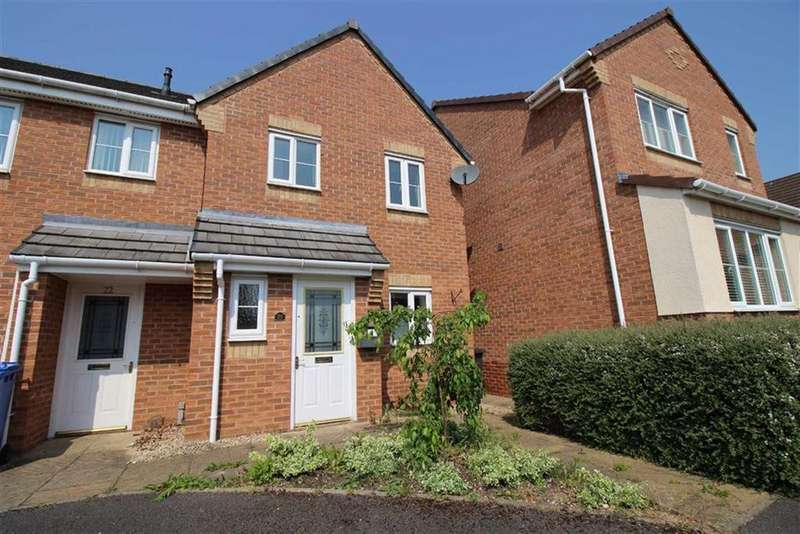 3 Bedrooms Town House for sale in Falconside Drive, Spondon