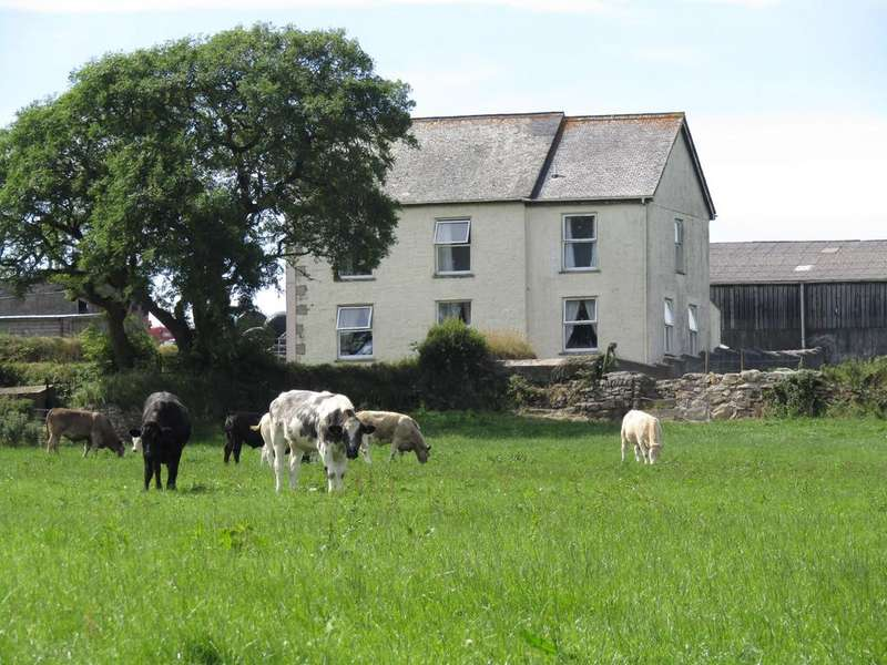 3 Bedrooms Farm House Character Property for sale in Trewince Farm Cottage, near Stithians TR3