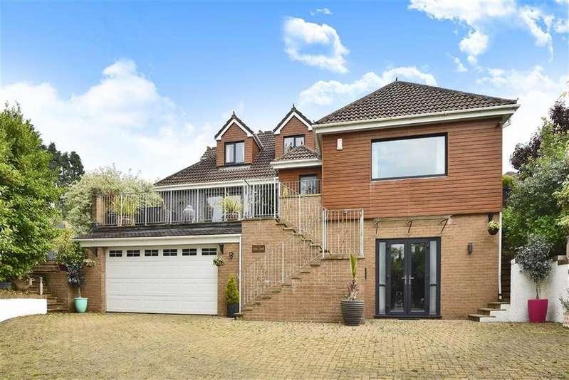 4 Bedrooms Detached House for sale in Gipsy Lane, Liskeard, Cornwall, PL14
