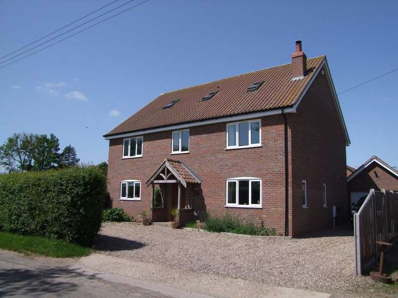 5 Bedrooms Detached House for sale in Ilketshall St Margaret, Bungay