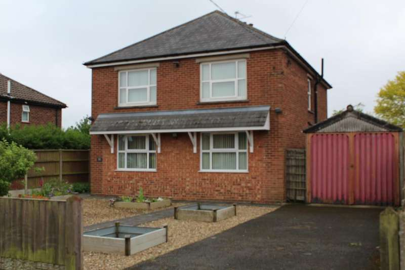 3 Bedrooms Detached House for sale in Battlefields Lane South, Holbeach, Lincs, PE12 7PQ