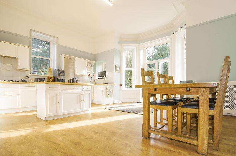 2 Bedrooms Semi Detached House for sale in Wimborne Road, Bournemouth