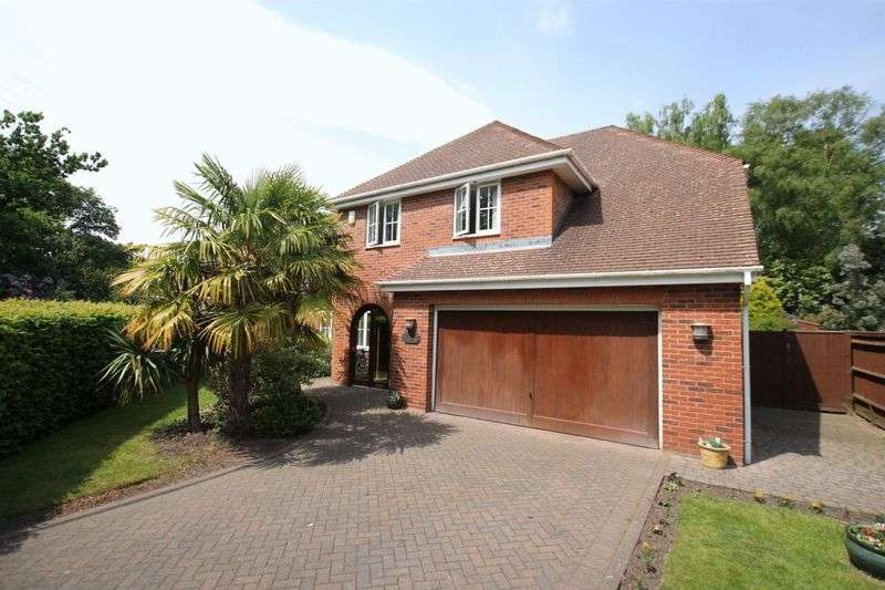 5 Bedrooms Property for sale in Rotherwood, Noctorum, Wirral