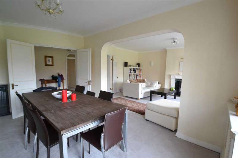 5 Bedrooms Apartment Flat for sale in Heathrise, Kersfield Road, Putney