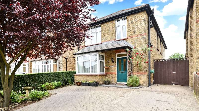 4 Bedrooms Detached House for sale in Cowley Road, Uxbridge, Middlesex, UB8