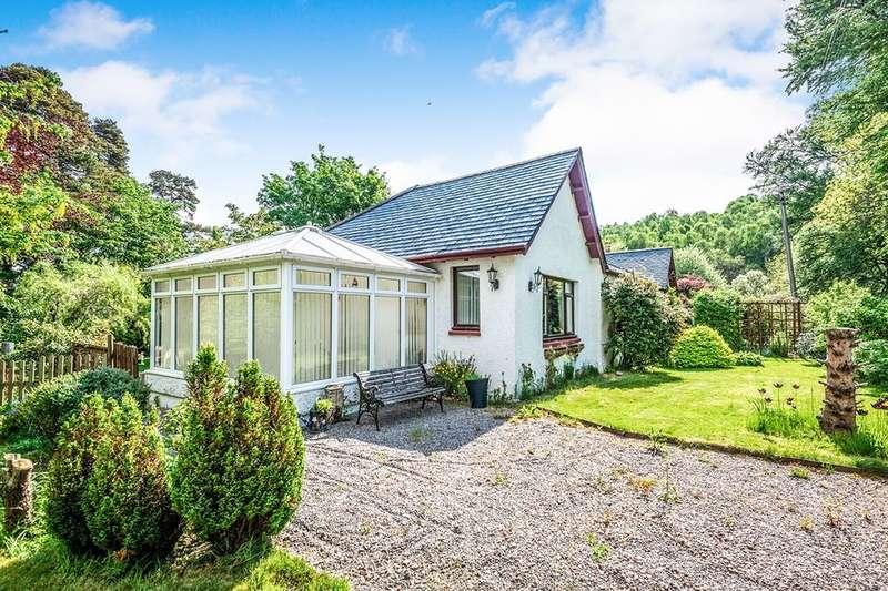 4 Bedrooms Detached House for sale in Strathconon, Muir Of Ord, IV6