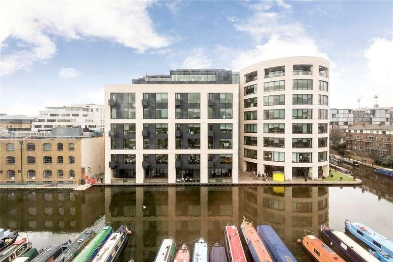 3 Bedrooms Flat for sale in Albert Dock, London, N1