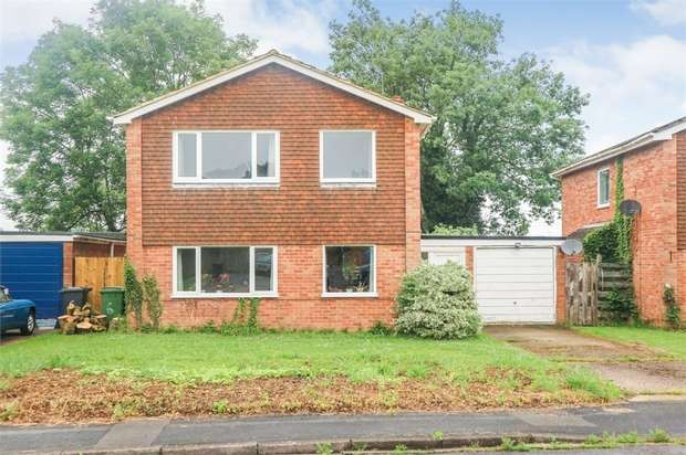 3 Bedrooms Detached House for sale in Willow Way, Sherfield-on-Loddon, Hook, Hampshire