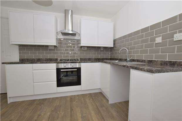 2 Bedrooms End Of Terrace House for sale in Berenda Drive, Longwell Green, BS30 9YY