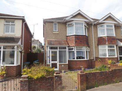 3 Bedrooms Semi Detached House for sale in Midanbury, Southampton, Hampshire