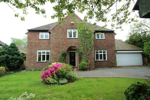 5 Bedrooms Detached House for sale in Oldfield Road, Altrincham