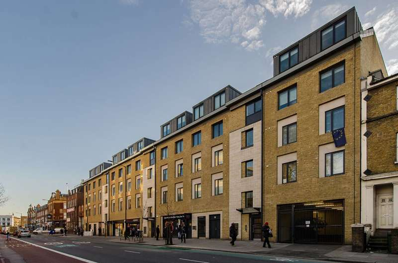 2 Bedrooms Flat for sale in Camberwell New Road, Camberwell, SE5