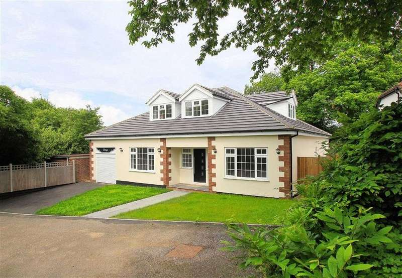 5 Bedrooms Detached House for sale in Copse Hill, Oaklands, Welwyn AL6 0RY